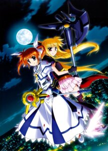 Rating: Safe Score: 18 Tags: fate_testarossa mahou_shoujo_lyrical_nanoha mahou_shoujo_lyrical_nanoha_a's mahou_shoujo_lyrical_nanoha_the_movie_2nd_a's takamachi_nanoha thighhighs User: Hatsukoi