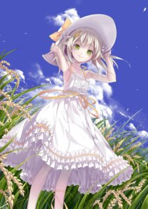 Rating: Safe Score: 57 Tags: dress izumi_(nagashi) no_bra summer_dress User: Mr_GT