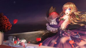 Rating: Safe Score: 32 Tags: dress nishiro_ryoujin no_bra richelieu_(zhanjianshaonv) wallpaper zhanjianshaonv User: mash