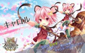 Rating: Safe Score: 12 Tags: animal_ears brave_girl_ravens nogi_takayoshi thighhighs wallpaper weapon User: zyll