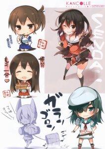 Rating: Safe Score: 11 Tags: kantai_collection mishima_kurone User: kiyoe