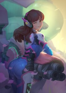 Rating: Safe Score: 51 Tags: ass bodysuit d.va headphones mecha overwatch tagme User: Mr_GT