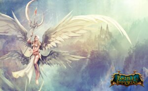 Rating: Safe Score: 35 Tags: angel battle_of_the_immortals cleavage tagme wings User: Radioactive