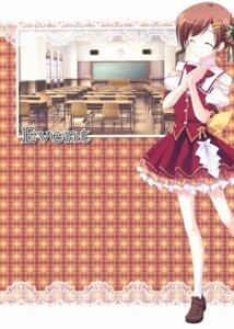 Rating: Safe Score: 7 Tags: kikurage kimi_wo_aogi_otome_wa_hime_ni miyazono_hitomi peassoft screening seifuku User: girlcelly