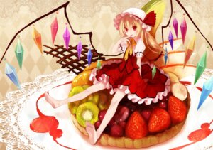 Rating: Safe Score: 28 Tags: flandre_scarlet koto_(colorcube) touhou wings User: fireattack