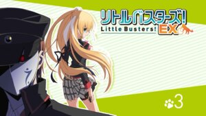 Rating: Questionable Score: 28 Tags: gun little_busters! seifuku tokido_saya User: SHM222
