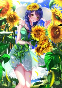 Rating: Safe Score: 73 Tags: cleavage dress see_through shokugeki_no_soma swordsouls tadokoro_megumi User: SubaruSumeragi