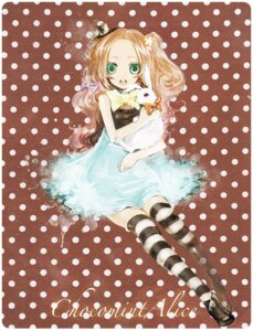 Rating: Safe Score: 14 Tags: dress duca thighhighs User: Nekotsúh