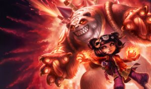 Rating: Safe Score: 3 Tags: annie_hastur asian_clothes league_of_legends possible_duplicate tagme tibbers User: Radioactive