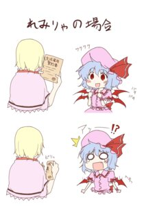 Rating: Safe Score: 11 Tags: alice_margatroid chibi lysander_z remilia_scarlet touhou User: Radioactive