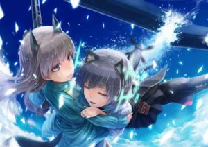 Rating: Safe Score: 7 Tags: animal_ears eila_ilmatar_juutilainen lif sanya_v_litvyak strike_witches User: Radioactive