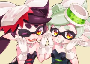 Rating: Safe Score: 13 Tags: aori_(splatoon) dress hotaru_(splatoon) pointy_ears splatoon yupiteru User: cosmic+T5