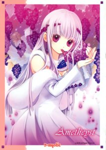 Rating: Safe Score: 48 Tags: cleavage dmyo dress snow_ring User: MDGeist