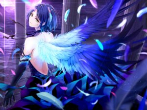 Rating: Safe Score: 30 Tags: dress giba hayami_kanade no_bra the_idolm@ster the_idolm@ster_cinderella_girls the_idolm@ster_cinderella_girls_starlight_stage wings User: mash