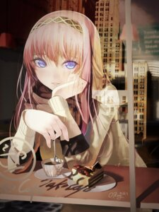 Rating: Safe Score: 44 Tags: megurine_luka okingjo vocaloid User: Mr_GT