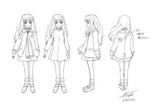 Rating: Safe Score: 3 Tags: character_design hisayuki_hirokazu kazahana_mashiro mai_hime User: Radioactive