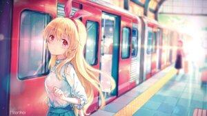 Rating: Safe Score: 142 Tags: aikatsu! hiten hitenkei hoshimiya_ichigo wallpaper User: Serial07