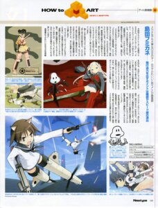 Rating: Questionable Score: 6 Tags: bleed_through screening shimada_humikane strike_witches User: vita