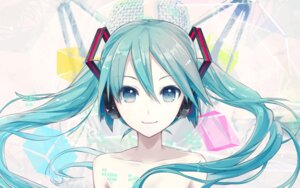 Rating: Questionable Score: 56 Tags: hatsune_miku headphones ixima vocaloid wallpaper User: lee1238234