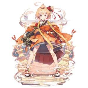 Rating: Safe Score: 10 Tags: bandaid japanese_clothes omuro_musume tagme User: saemonnokami