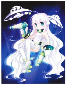 Rating: Safe Score: 18 Tags: aruya bodysuit kaku-san-sei_million_arthur thighhighs User: Radioactive