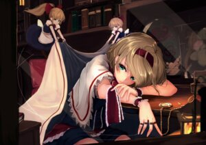 Rating: Safe Score: 76 Tags: alice_margatroid homo_1121 maid touhou User: Mr_GT