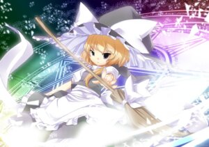 Rating: Safe Score: 6 Tags: kirisame_marisa shiratama_dango touhou User: Radioactive