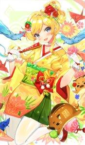 Rating: Safe Score: 19 Tags: kimono ootsuki_yui pantyhose the_idolm@ster the_idolm@ster_cinderella_girls tomato_omurice_melon User: animeprincess