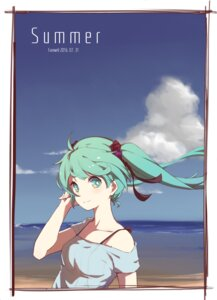Rating: Safe Score: 49 Tags: hatsune_miku vocaloid zhayin-san User: charunetra
