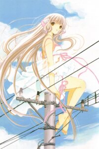 Rating: Safe Score: 9 Tags: chii chobits clamp User: Radioactive