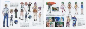 Rating: Safe Score: 4 Tags: luca_angeloni macross macross_frontier matsuura_nanase mikhail_buran ranka_lee User: majoria