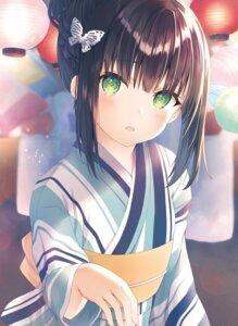 Rating: Questionable Score: 38 Tags: kanora tagme yukata User: Twinsenzw