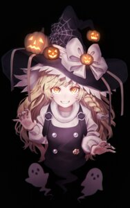 Rating: Questionable Score: 15 Tags: halloween kirisame_marisa torinari_(dtvisu) touhou witch User: Mr_GT