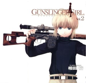 Rating: Safe Score: 5 Tags: aida_yuu crease fixme gun gunslinger_girl rico_(gunslinger_girl) User: Radioactive