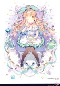 Rating: Questionable Score: 37 Tags: lolita_fashion w.label wasabi_(artist) User: kiyoe