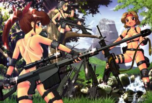 Rating: Questionable Score: 26 Tags: fixed gun hase_yuu mc_axis naked tan_lines User: billyboy12