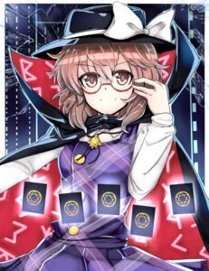 Rating: Questionable Score: 14 Tags: dress megane nobu_baka touhou usami_sumireko User: cosmic+T5