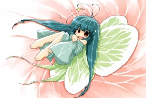 Rating: Safe Score: 17 Tags: akata_itsuki cocoro_navi fairy robe wings User: Radioactive
