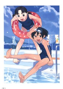 Rating: Safe Score: 4 Tags: school_swimsuit swimsuits takamichi User: Radioactive