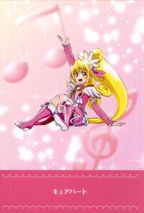 Rating: Questionable Score: 6 Tags: aida_mana dokidoki!_precure dress heels pretty_cure User: drop