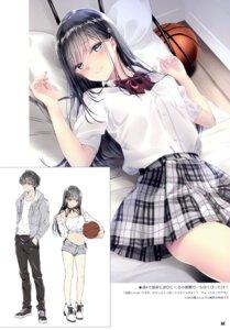 Rating: Questionable Score: 26 Tags: basketball kobayashi_chisato seifuku User: kiyoe