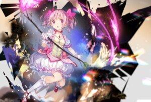 Rating: Safe Score: 26 Tags: kaname_madoka puella_magi_madoka_magica weapon yuugen User: Mr_GT