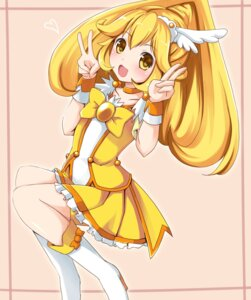 Rating: Safe Score: 13 Tags: kise_yayoi ok-ray pretty_cure smile_precure! User: 椎名深夏