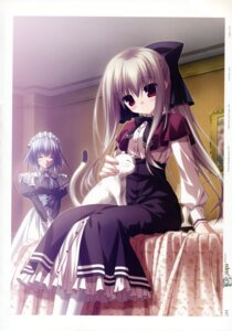 Rating: Safe Score: 32 Tags: chikotam eden elica maid minori neko sion User: WtfCakes