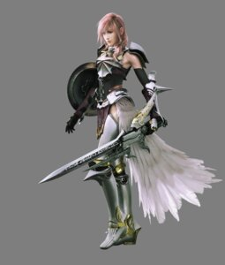 Rating: Safe Score: 33 Tags: armor cg final_fantasy final_fantasy_xiii final_fantasy_xiii-2 lightning square_enix sword transparent_png User: Radioactive