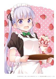 Rating: Questionable Score: 10 Tags: maid new_game! suzukaze_aoba tokunou_shoutarou User: kiyoe
