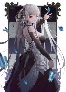 Rating: Safe Score: 20 Tags: azur_lane dress formidable_(azur_lane) gothic_lolita lolita_fashion luomo User: Mr_GT