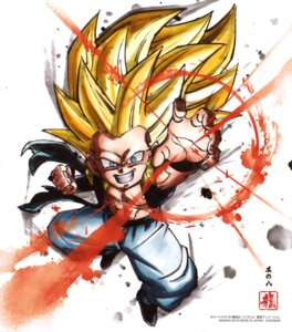 Rating: Safe Score: 14 Tags: dragon_ball gotenks User: drop