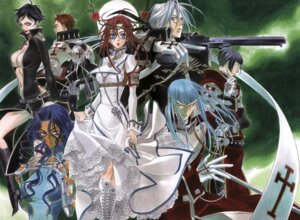 Rating: Safe Score: 12 Tags: cleavage dress gun megane thores_shibamoto trinity_blood User: Radioactive
