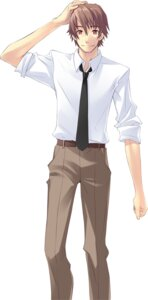 Rating: Safe Score: 3 Tags: flyable_heart ito_noizi katsuragi_shigeki male User: fireattack
